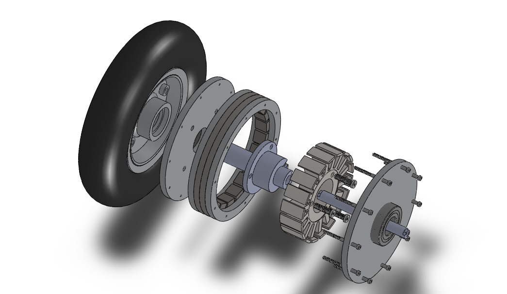perkins further OMC 6hp in addition Toyota Prado further Pf Hub Motor Assembly With Pneumatic Wheel besides Chevrolet Beat Ev Permanent Mag  Motor. on parts of electric motor exploded view