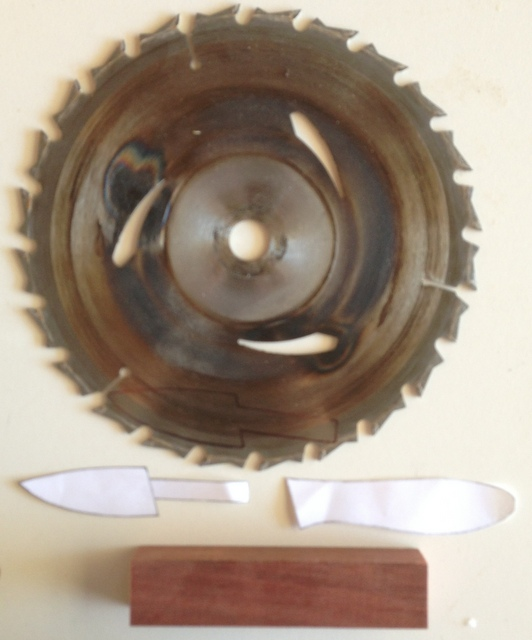 don't throw away those old blades!