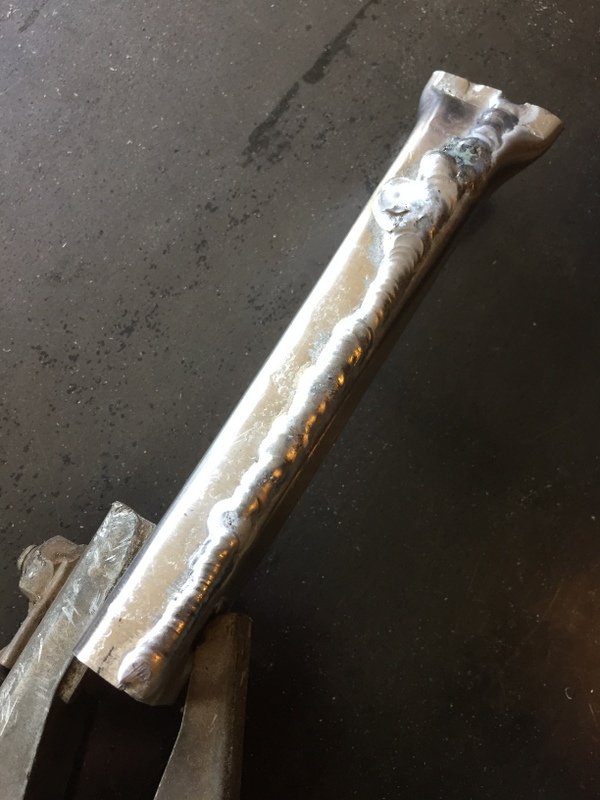 wow…those welds are so….structural? maybe.